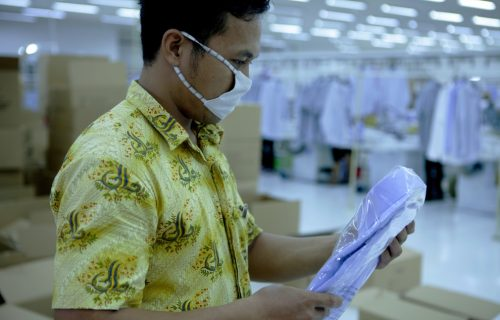 Garment - Learn more about the garment division at Danliris